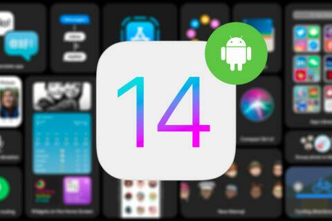 iOS 14 představení