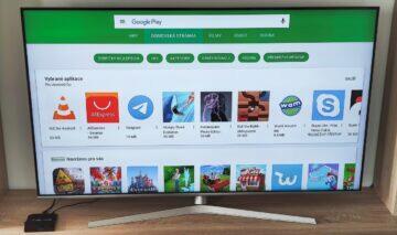 Lepší.TV box google play