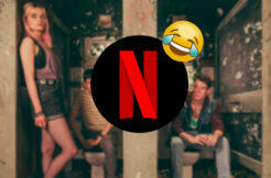 komediální Netflix seriály