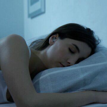 nová Amazfit ZenBuds spánek