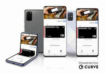 nová Samsung Pay Card bankovní služba