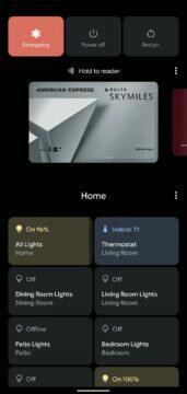 novinky android 11 beta nové možnosti na vypínací obrazovce 1