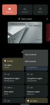novinky android 11 beta nové možnosti na vypínací obrazovce 2