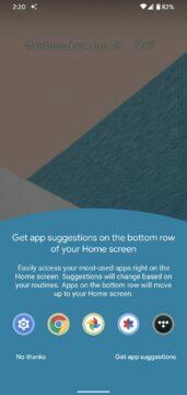 novinky android 11 beta radek doporucenych aplikaci 1