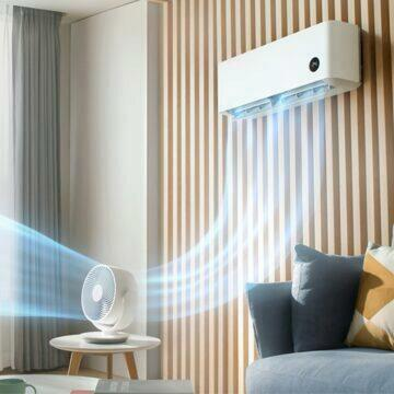 Xiaomi Mijia ventilátor klimatizace
