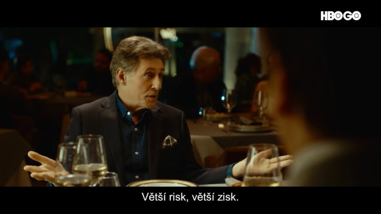ZERO ZERO ZERO / Nula nula nula - Trailer (CZ) HBO GO