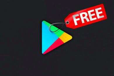 obchod play aplikace docasne zdarma