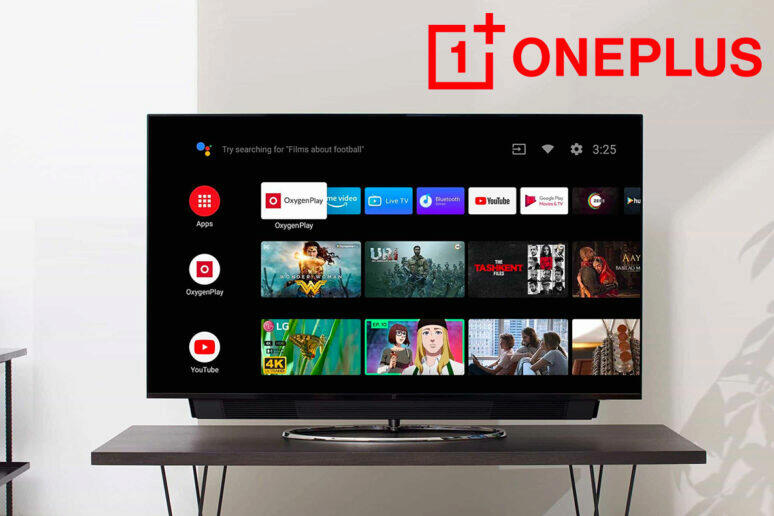 OnePlus představí tři nové televizory