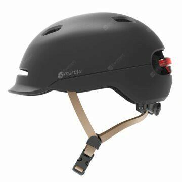 Osvětlená cyklohelma Smart4u SH50 2