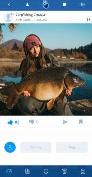 plná verze aplikace Fishsurfing uživatelé Vita