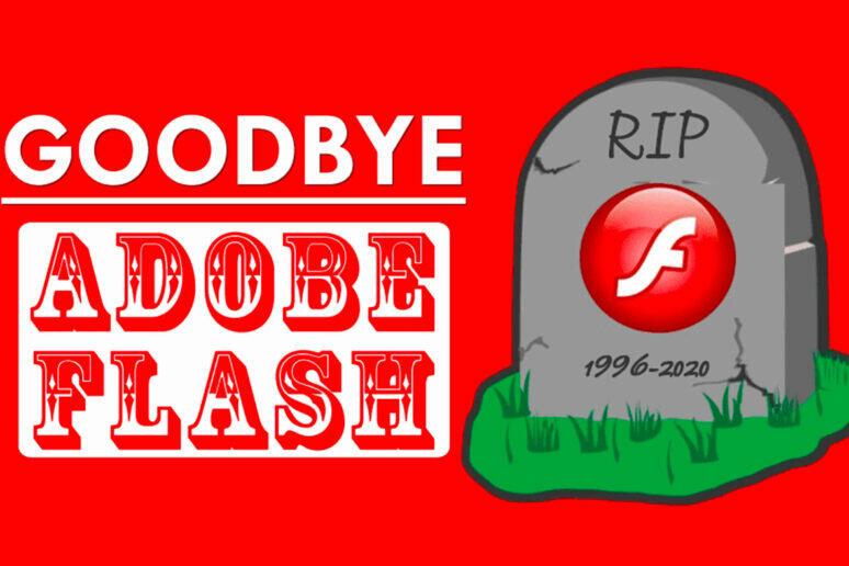 podpora adobe flash
