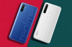 Realme design smartphonu