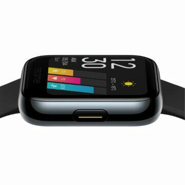 chytré hodinky 3 000 Kč Realme Watch hodinky bok