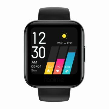 chytré hodinky 3 000 Kč Realme Watch hodinky displej