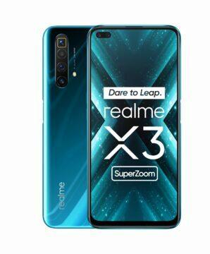 Realme X3 SuperZoom zelena