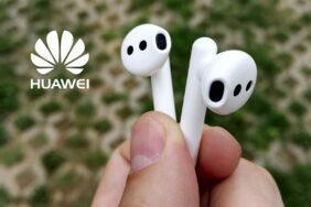 recenze sluchatek Huawei FreeBuds 3