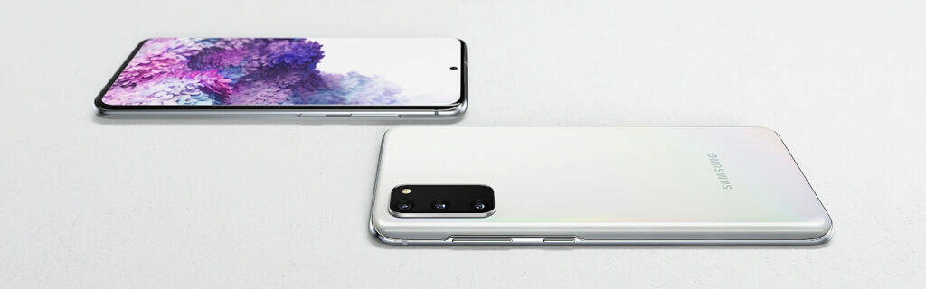 Samsung Galaxy S20 bila promo