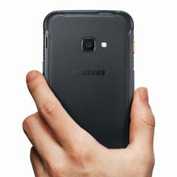Samsung Galaxy Xcover 4S fotoaparát