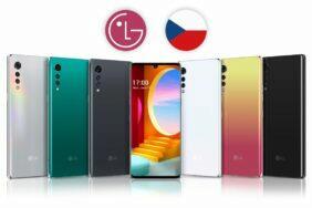 specifikace cena LG Velvet
