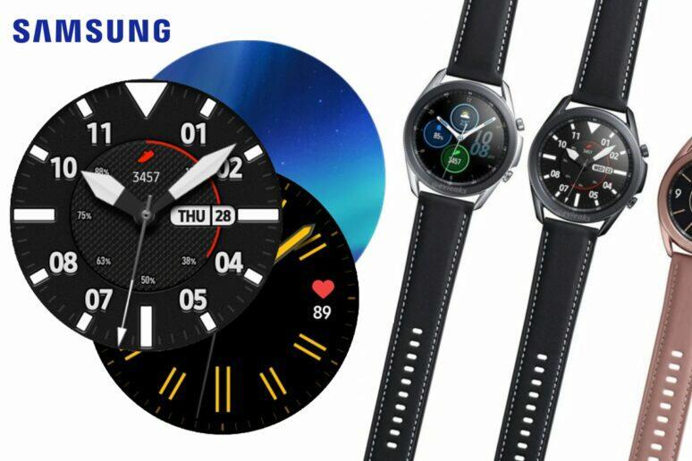 systém Samsung Galaxy Watch 3
