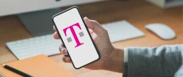 telefon v ruce T-Mobile