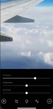 telegram úprava videa