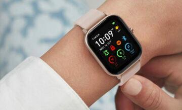 timex amazfit spolupráce hodinky