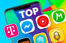 TOP 10 aplikací Češi stahují (11/2020)