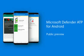 windows defender na telefon