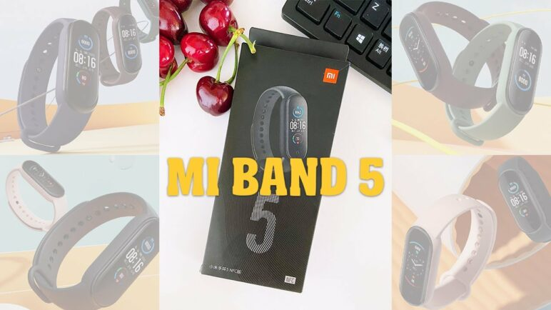 Xiaomi Mi Smart Band 5 official promo video & unboxing