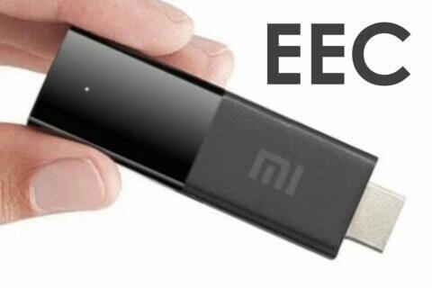 Xiaomi Mi TV Stick EEC
