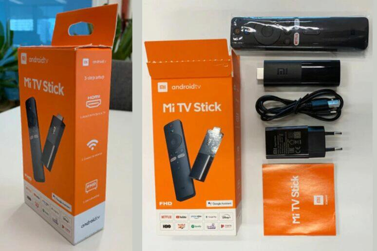 Xiaomi Mi TV Stick varianty
