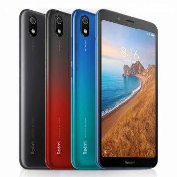 tipy na kompaktní telefony červen 2020 Xiaomi Redmi 7A záda barvy