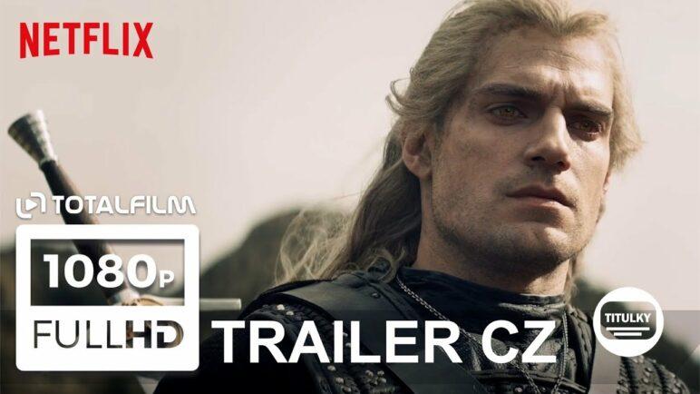 Zaklínač (2019) CZ trailer NETFLIX seriálu