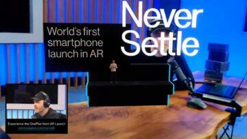 1 OnePlus Nord parametry cena zahájení VR představení