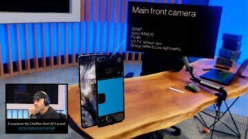 4 přední kamera
