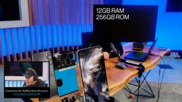 5 OnePlus Nord parametry cena paměti
