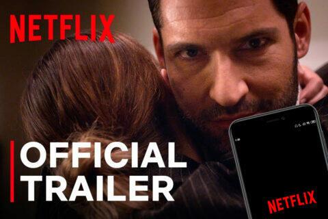 5. série Lucifer trailer