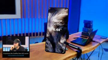 7 OnePlus Nord parametry velikost displeje