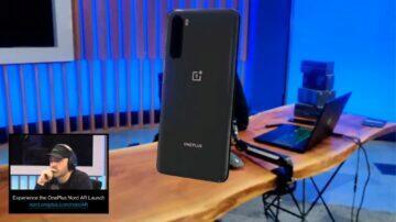 8 OnePlus Nord parametry záda