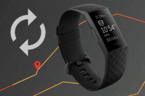aktualizace Fitbit Charge 4