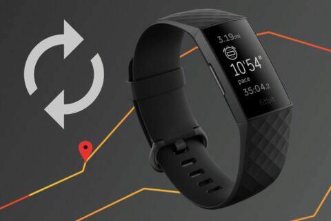 aktualizace Fitbit Charge 4