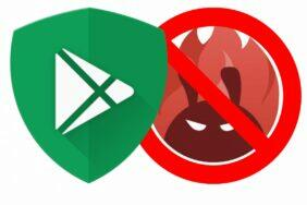 AnTuTu Google Play Protect
