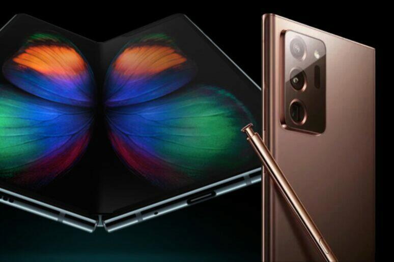 ceny Galaxy Note20 Galaxy Fold 2