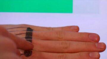 chytré tetování SkinMarks