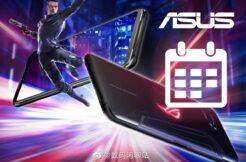 datum představení ASUS ROG Phone 3