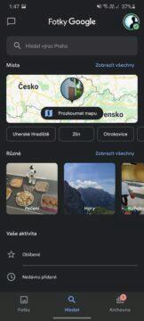 Fotky Google karta hledat a mapa