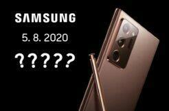Galaxy Unpacked pět zařízení