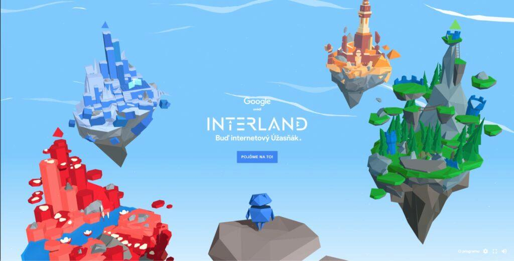 Google Interland intro