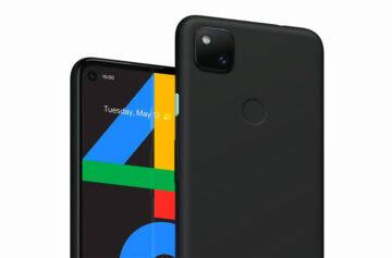 google pixel 4a rendery